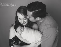 Brisbane family photographer newborn 2