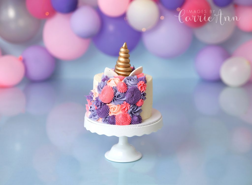 Images by Carrie Ann Cake smash